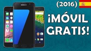 Cómo Conseguir un Móvil Gratis 2016. iPhone 6s, Galaxy S7 o Nexus 6P
