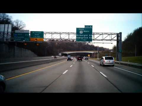 From Monroeville PA to Sewickley PA Part 2