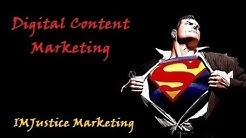IMJustice Marketing Digital Content Marketing - (321) 622-5756