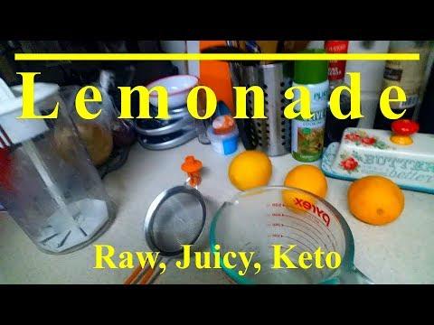 keto-lemonade