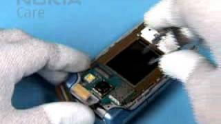 Ремонт телефона NOKIA  : 6290 video disassembly(http://www.bormotuhi.net/showthread.php?t=12939., 2011-06-17T14:01:34.000Z)