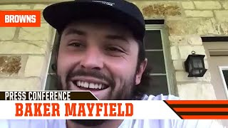 "Baker Mayfield: ""We brought in guys that want to win, and they will do anything to accomplish that"""