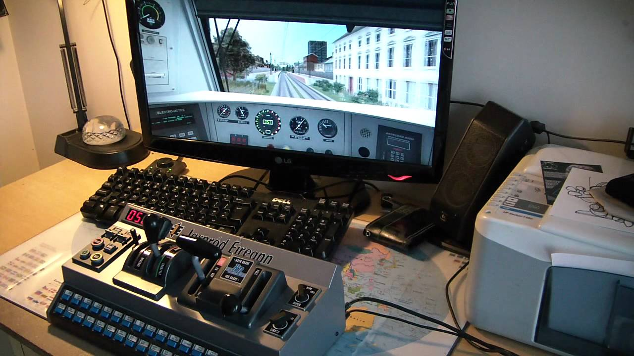 testing quotrail driverquot with a class 67 in railworks 2 youtube