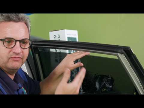 How to Tint a Side Window with MAX PRO Window Tint Film.