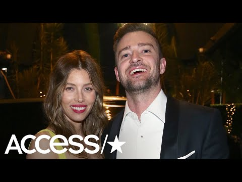 Justin Timberlake Leaves A Flirty Comment On Jessica Biel's Instagram