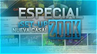 ESPECIAL 200.000 SUSCRIPTORES | | SET-UP DE MI NUEVA CASA