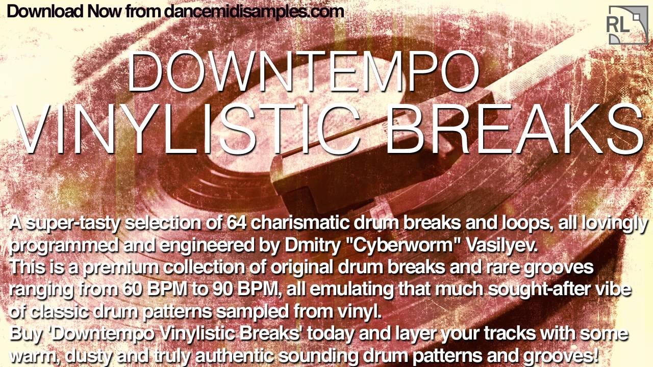 how to make downtempo music