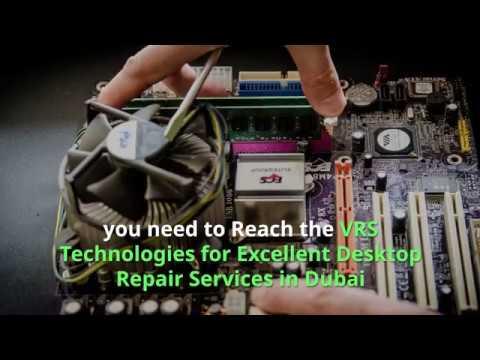Reliable Desktop Repair and Computer Repair Services in Dubai   VRS Technologies