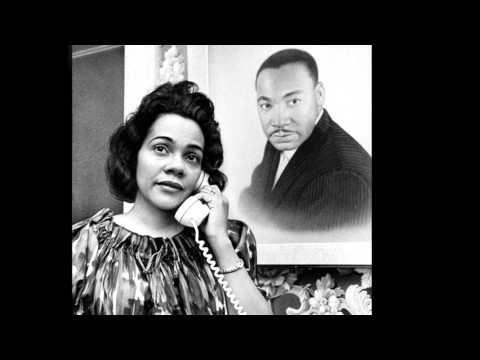 A Song for Coretta Scott King  J Walker