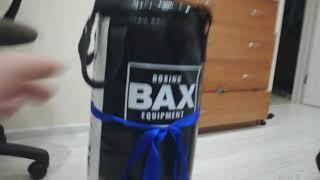 Обзор на боксерскую грушу boxing BAX equIpment
