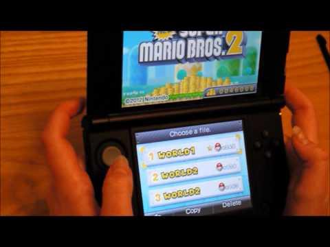New Super Mario Bros 2 E3 Trailer Nintendo 3ds Youtube