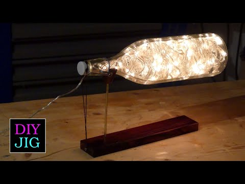 antigravitation-bottle-lamp---tensegrity-lamp---diy-jig