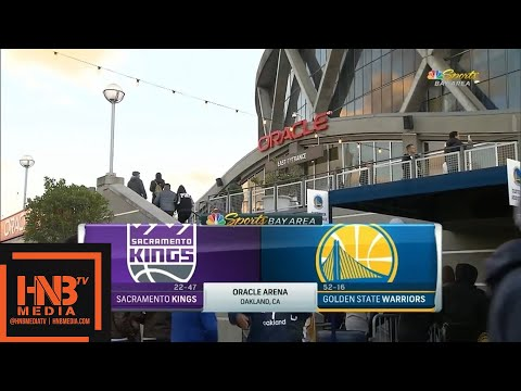 Golden State Warriors vs Sacramento Kings 1st Qtr Highlights / March 16 / 2017-18 NBA Season streaming vf