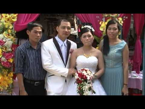 Video Dam cuoi Kim Ngoc-Huynh Tam Le TAN HON 31/03/2013