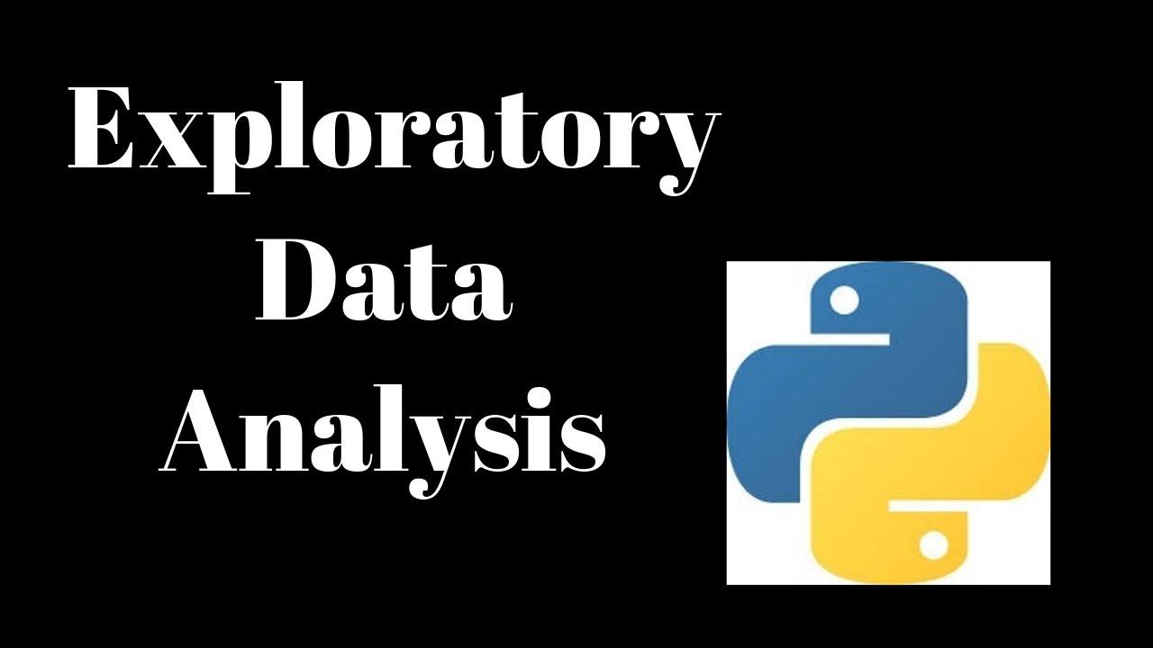 Exploratory Data Analysis (EDA) Using Python (Jupyter Notebook)