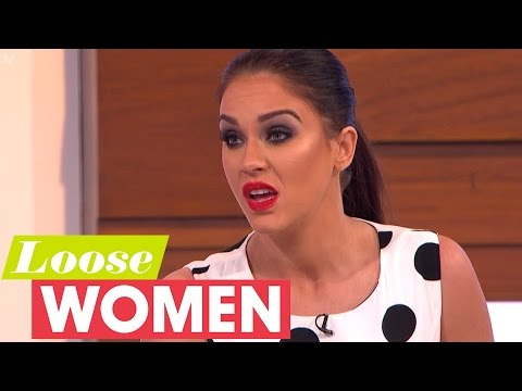 Vicky Pattison Hospitalised After Her Drink Was Spiked | Loose Women