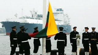 Flüssiggasterminal beschert Litauen Unabhängigkeit von Gazprom