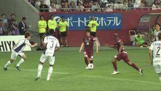 2017年6月17日(土)に行われた明治安田生命J1リーグ 第15節 神戸vsG...