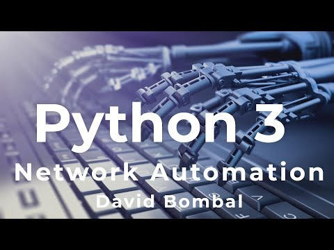 Python 3 Network Automation for Network Engineers. Are you ready to automate?