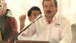 Evento Masivo de Eviel Pérez Magaña en Telixtlahuaca