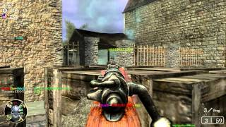 Call of Duty 2 Commentary on Carentan, France
