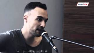 WATCH: Jesse Clegg gives captivating performance of