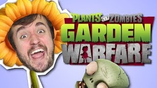 PLANTINHA DO MAL! - Plants vs. Zombies: Garden Warfare (XBOX ONE)