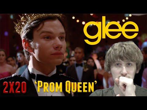 Glee Season 2 Episode 20 - 'Prom Queen' Reaction