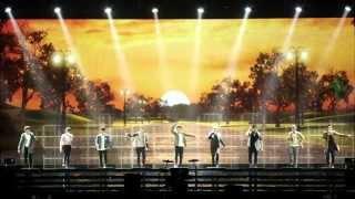 Super Junior - Walkin' (SS4 in Osaka)