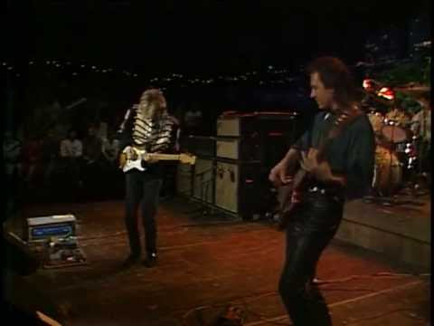 Eric Johnson - Cliffs Of Dover - Live