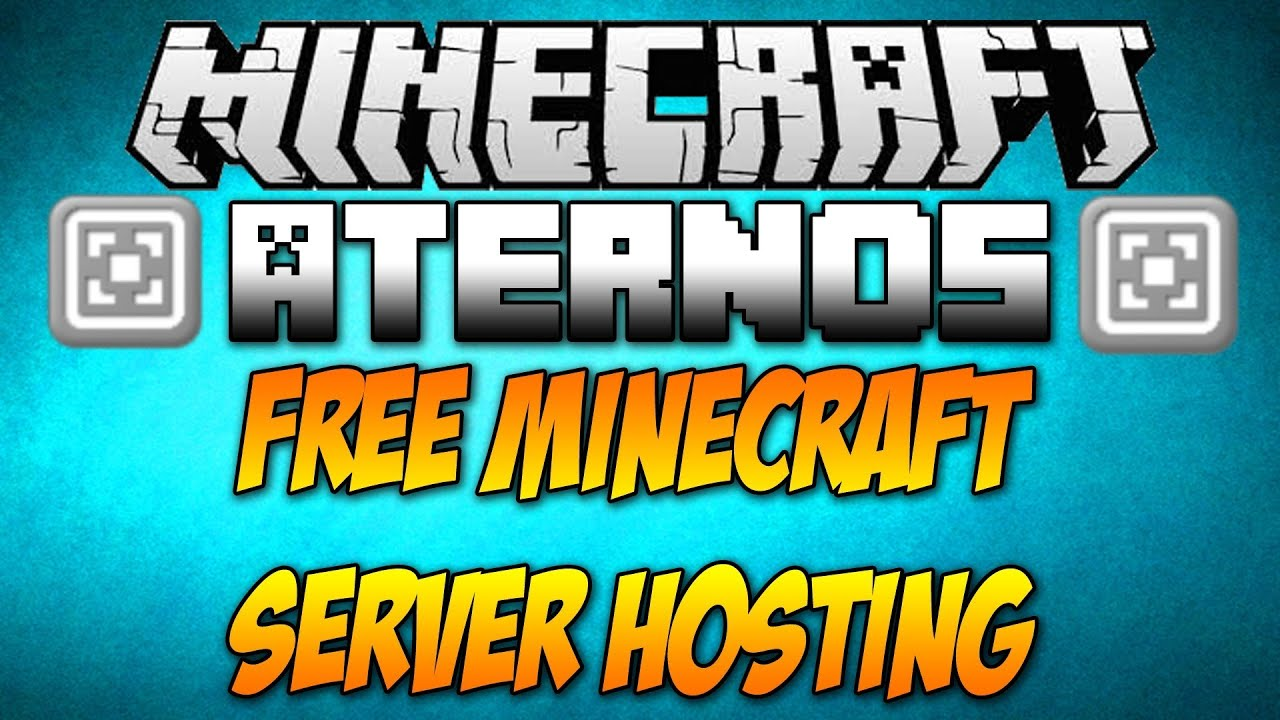 Aternos | Minecraft servers. Free. Forever.