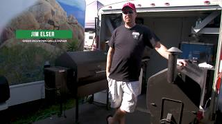 Jim Elser | Why He Loves His Green Mountain Pellet Grill