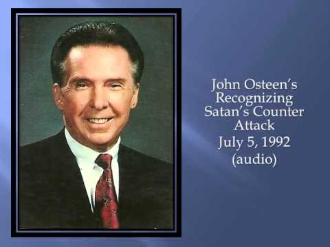 John Osteen's Recognizing Satan's Counter Attack July 5, 1992 (audio)
