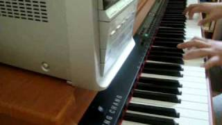 Kelly Clarkson - Break away, piano cover by J.H