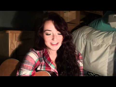 5 O'Clock cover - T-Pain feat Lily Allen & Wiz Khalifa - Amy Colalella acoustic