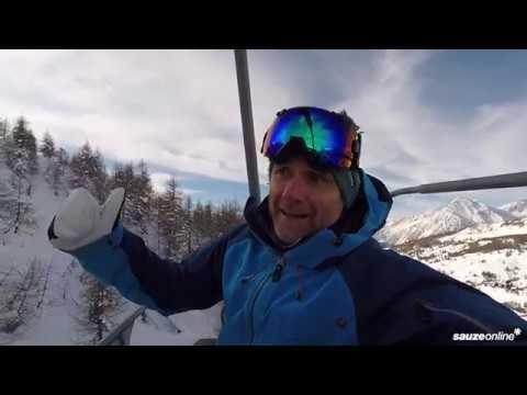Sauze d'Oulx snow report 30:11:2019