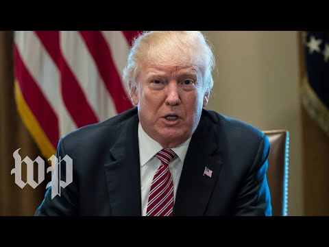 Trump speaks about Florida school shooting