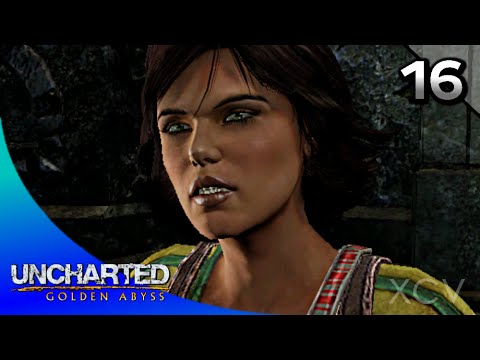 Uncharted: Golden Abyss Walkthrough Gameplay Part 16 · Chapter 16: Chamber of the Seven Fathers