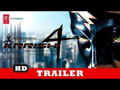 Krrish 4 Trailer   Hrithik Roshan   Rakesh...