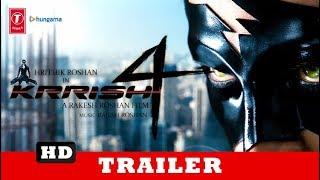 Krrish 4 Trailer | Hrithik Roshan | Rakesh Roshan | Bollywood Movie 2018