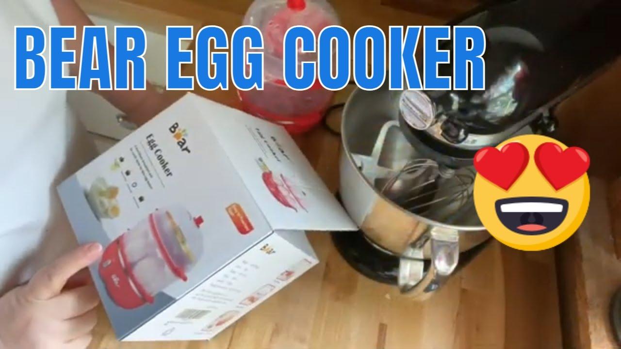 My review of a Bear Egg Cooker #beareggcooker #eggcooker