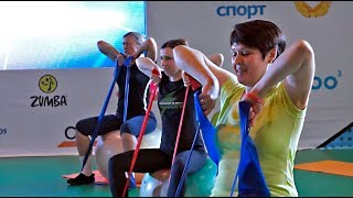 FitExpo 2016. Лечебная БАЛАНС-ГИМНАСТИКА (видео без звука).