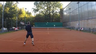 Теннис, сокольники. Москва.