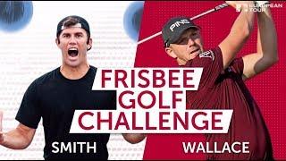Brodie Smith Frisbee Golf Challenge with Matt Wallace