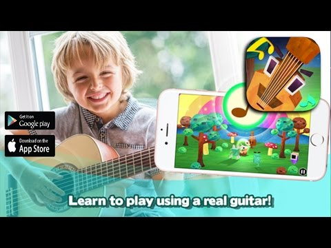 Monster Chords - Learn the Guitar! - Education Application