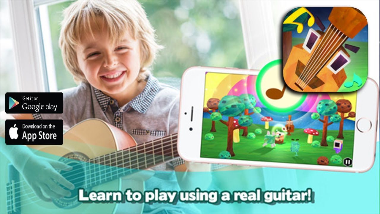 Monster Chords Learn The Guitar Education Application Youtube