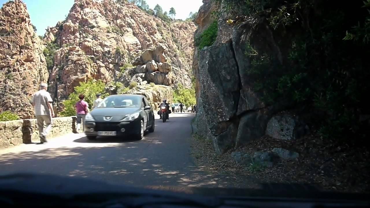Corsican Roads Youtube