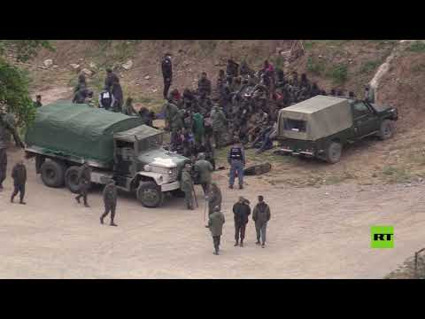 إحباط محاولة مهاجرين اجتياز الحدود بين المغرب وإسبانيا
