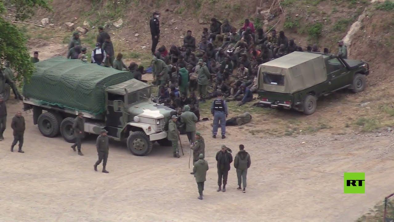 إحباط محاولة مهاجرين اجتياز الحدود بين المغرب وإسبانيا  - نشر قبل 2 ساعة