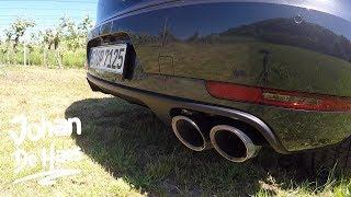 Porsche Macan GTS 3.0 Start up exhaust sound / Sport / Sport Plus Revving